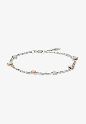 VINTAGE MOTIFS - Pulsera - silver/roségold/gold-coloured