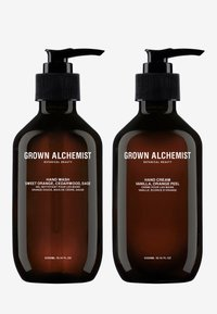 Grown Alchemist - HAND WASH & HAND CREAM - Bad- & bodyset - - - 0