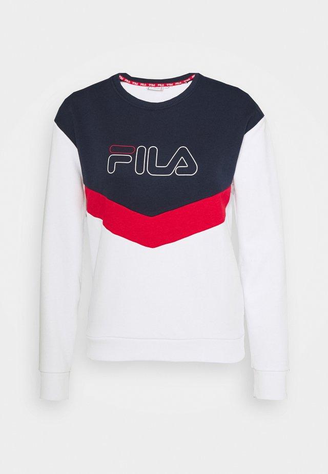 LADINA - Sweatshirt - bright white
