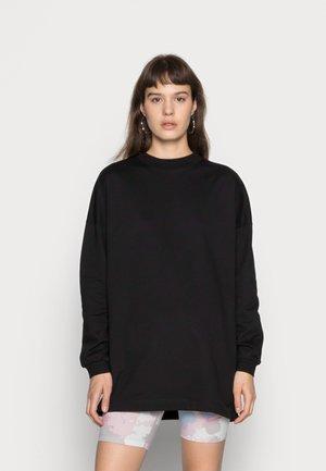 THROUGH THE HOOD - Sukienka letnia - black