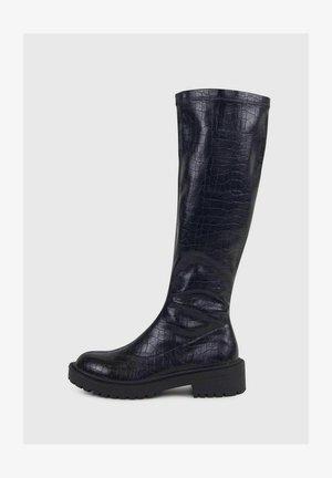 LEILA - Stivali sopra il ginocchio - black