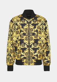 Versace Jeans Couture - TECNICAL - Bomber Jacket - black - 6