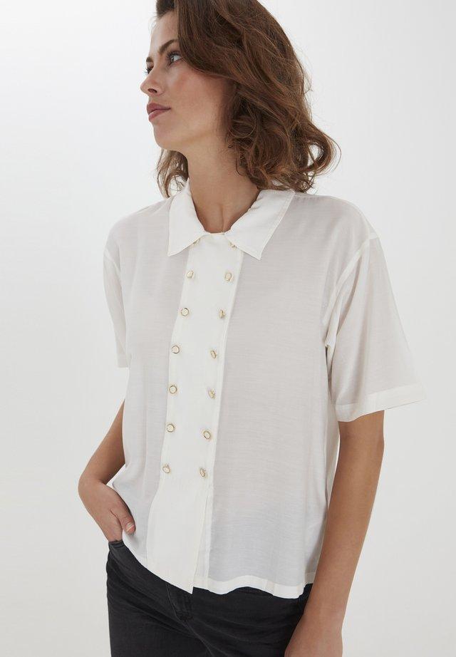 DROLIPPA  - Skjortebluser - whisper white