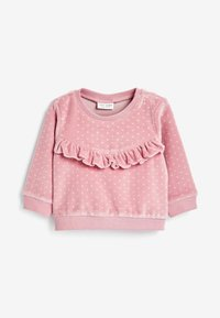Next - SET - Sweater - pink - 1
