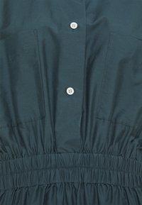 Paul Smith - WOMENS DRESS - Shirt dress - petrol - 2