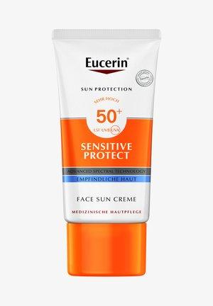 SONNENSCHUTZ SONNENSCHUTZ SUN SENSITIVE PROTECT FACE CREME LSF 5 - Sun protection - -