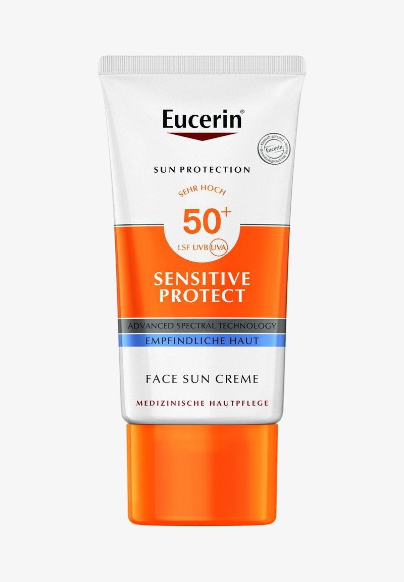 Eucerin - SONNENSCHUTZ SONNENSCHUTZ SUN SENSITIVE PROTECT FACE CREME LSF 5 - Sun protection - -