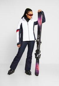 CMP - WOMAN SKI PANT - Spodnie narciarskie - black/blue - 1
