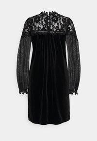 Esqualo - DRESS - Cocktail dress / Party dress - black - 1