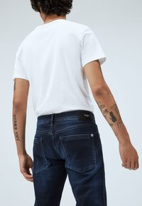 Pepe Jeans - STANLEY - Slim fit jeans - blue - 4