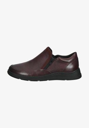 Loafers - bordeaux
