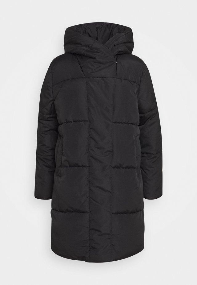 FQDICCO - Cappotto invernale - black