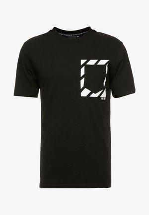 KNOXX TEE - T-shirts - black