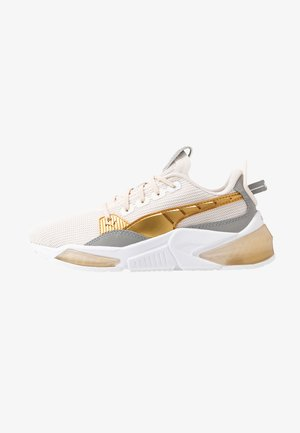 LQDCELL OPTIC SCI-FI - Neutral running shoes - pastel parchment/gold
