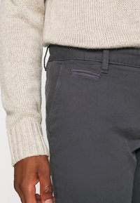 s.Oliver - Trousers - black - 4