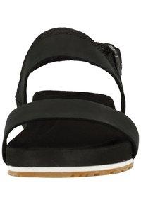 Timberland - TIMBERLAND SANDALEN - Sandals - black 0011 - 6