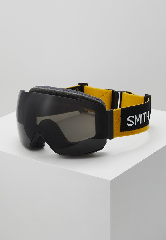 MAG - Ski goggles - black/yellow