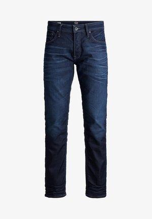 MIKE - Jean droit - blue denim
