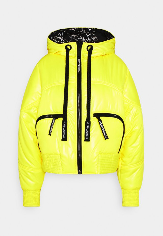 Light jacket - blazing yellow