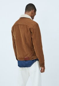 Pepe Jeans - PINNER DLX - Winterjas - marrón tan - 2
