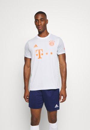 FC BAYERN MUENCHEN AEROREADY FOOTBALL  - Club wear - grey/white