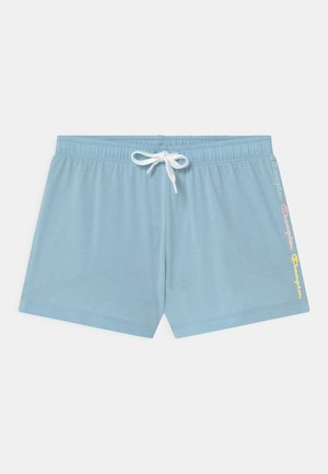 COLOR LOGO UNISEX - Sports shorts - blue