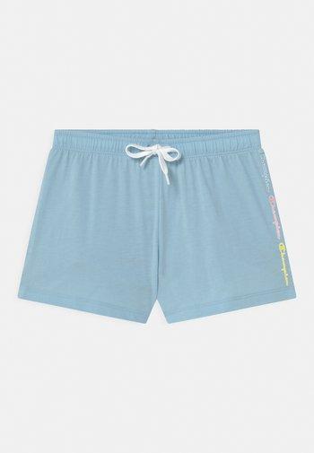 COLOR LOGO UNISEX - Sports shorts - blue
