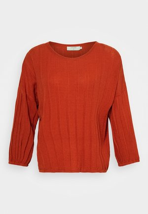 CILLE  - Sweter - red