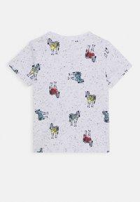 Name it - NBMJEFIKO 2 PACK - Print T-shirt - calypso/coral - 3