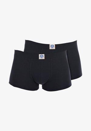 2 PACK - Onderbroeken - navy