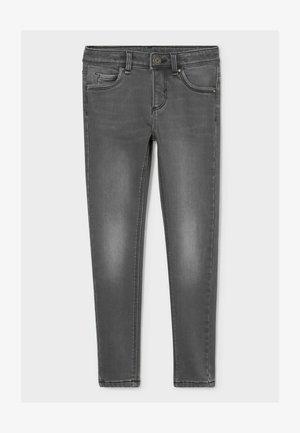 Slim fit jeans - denim gray