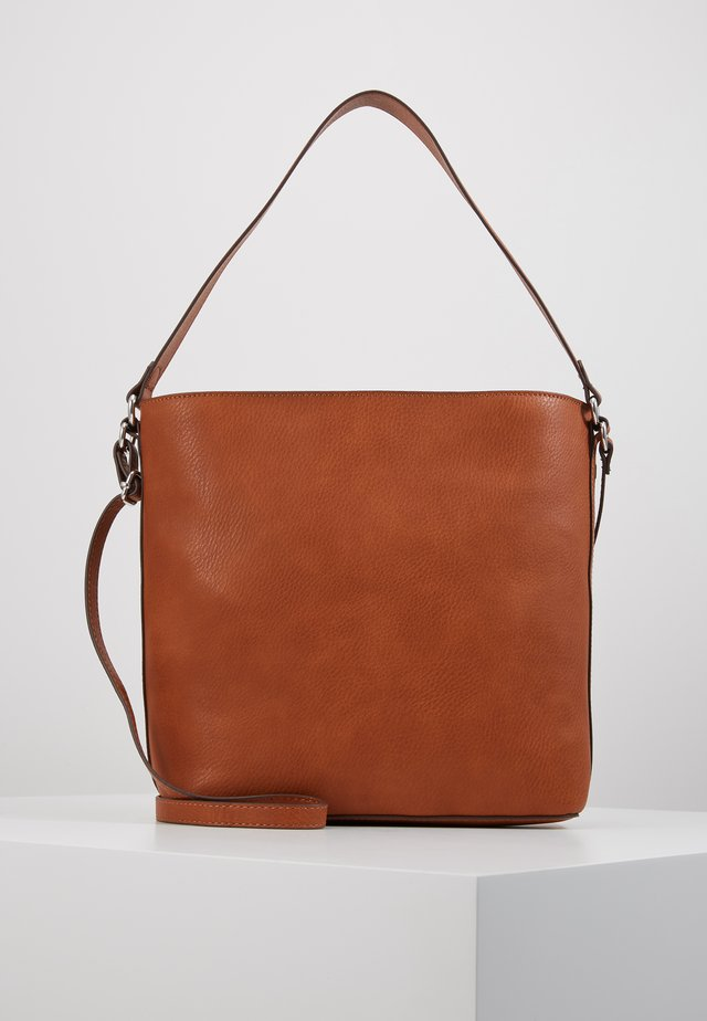 Handtas - rust brown