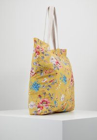 Cath Kidston - LARGE FOLDAWAY TOTE - Shopping bags - yellow - 3