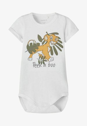 THE LION KING - Sleep suit - bright white