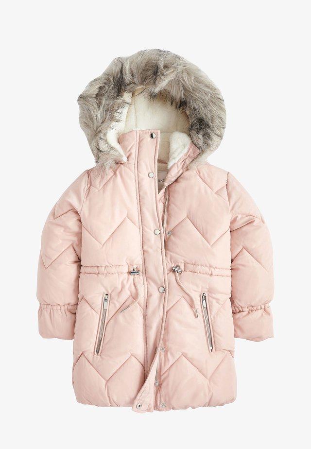 Talvitakki - pink
