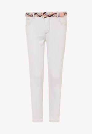 PANT - Jeans Skinny - egret