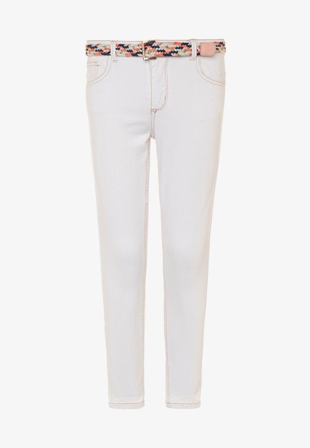 PANT - Jeans Skinny Fit - egret