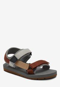 Next - TREKKER - Walking sandals - grey - 2
