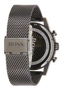 BOSS - NAVIGATOR - Chronograph watch - grey - 3