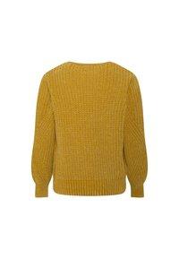 Pepe Jeans - KATHERINE - Jumper - dark yellow - 1