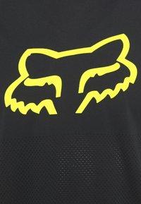 Fox Racing - RANGER FOXHEAD  - T-Shirt print - black - 2