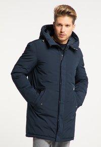 Mo - Winter coat - marine - 0