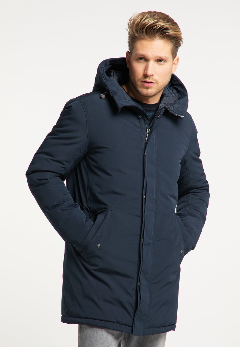Mo - Winter coat - marine