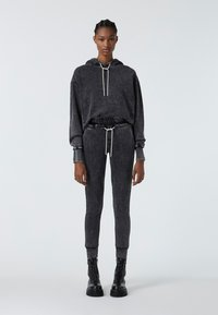 The Kooples - Tracksuit bottoms - grey washed - 1
