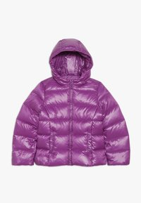 Benetton - JACKET - Bunda z prachového peří - purple - 0