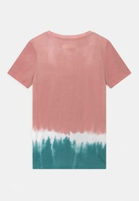 Abercrombie & Fitch - TECH CORE PATTE - Print T-shirt - pink - 1