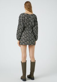 PULL&BEAR - Day dress - black - 2