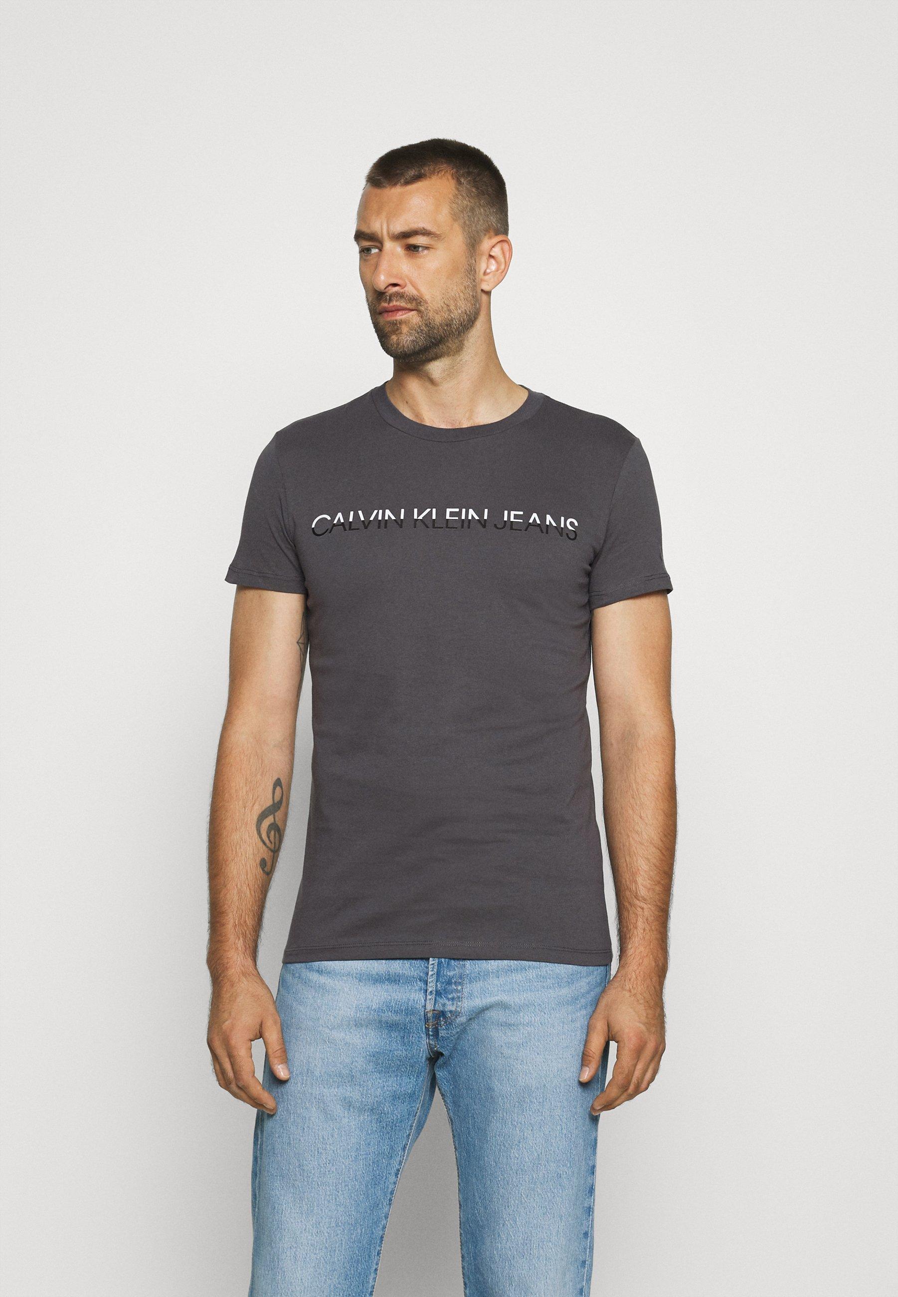 Homme MIXED INSTIT TECHNIQUE TEE - T-shirt imprimé