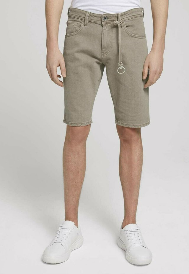 Shorts vaqueros - sand