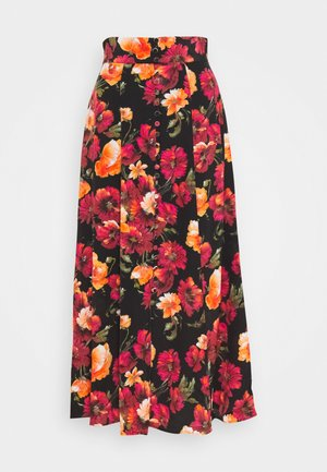 JUPE - A-line skirt - multicolor